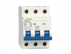 SCB2 Mini circuit breaker