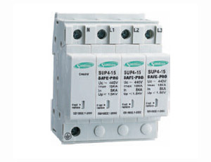 SUP4 surge protection device