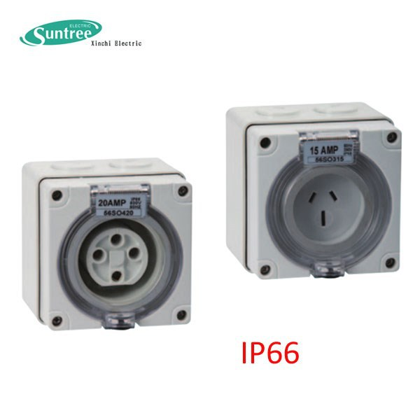 ROUND PIN SOCKET