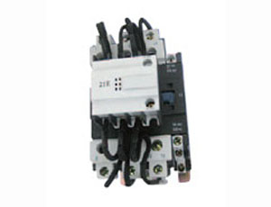 SCJ19 Series switch-over capacitor contactor