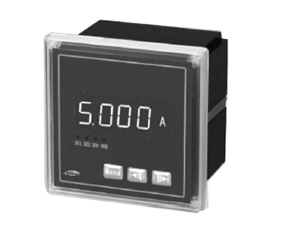 LCD Single-phase power meter