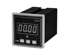 Single-phase digital display meter