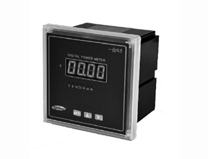 Single phase multifunctional power meter
