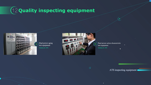 ATS Inspecting Equipment